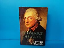 Frederick The Great David Fraser Penguin 2000 Hardback DJ