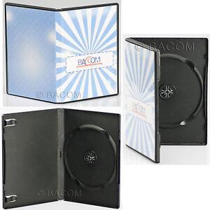 100-Pochettes-DVD-Individuelles-haute-Qualite-Noirs-BOITE-HQ-1-DVD-CD-S