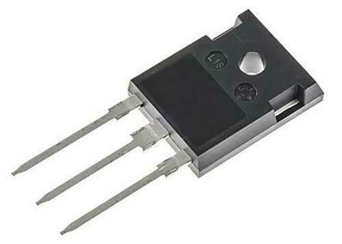 1 x STMicroelectronics STW75NF30 N-Channel MOSFET 60A 300V STripFET F3 TO-247