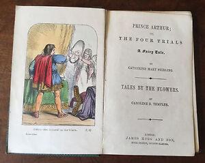 c1860-Prince-Arthur-or-the-Four-Trials-a-Fairy-Tale