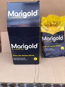 6-Pairs-LARGE-MARIGOLD-Kitchen-Rubber-Gloves-ExtraLife-Household-Triple-Layered