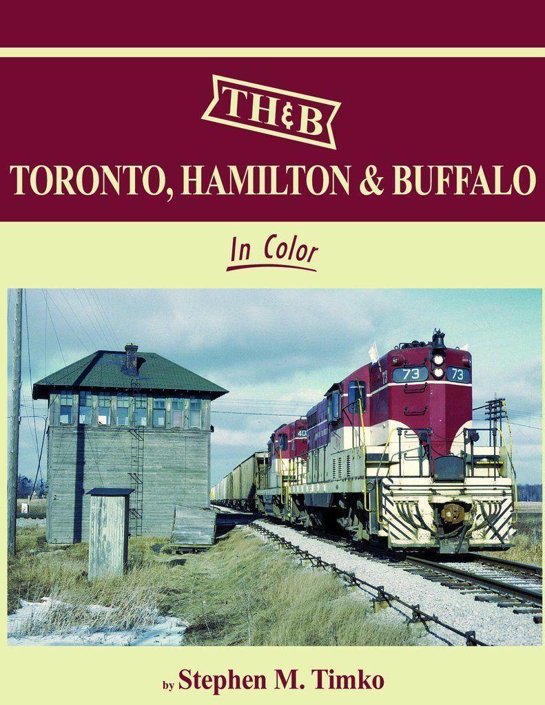Toronto, Hamilton & Bufalo in Colore  fuori Stampa - Nuovo Libro