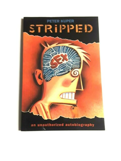 May 1995 First Printing  Stripped by Peter Kuper Brand New Free Shipping (53LF)