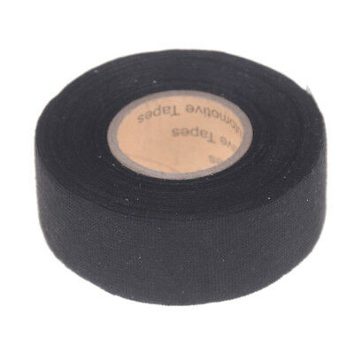 Black 32mm*12m Adhesive Cloth Fabric Tape Cable Looms Wiring Harness~er |  eBayeBay
