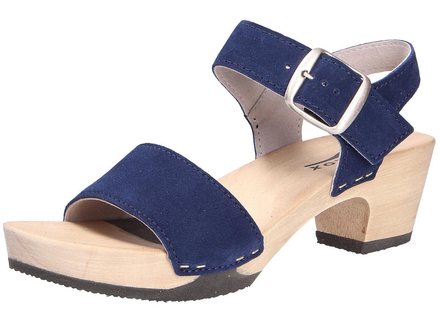 Softclox Damen Fashion Sandale S 3380 NAVY  Kea Blau NEU