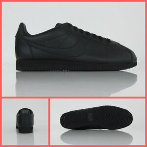 88952fb08d4fe5 NIKE shoes man CLASSIC CORTEZ LEATHER 749571 002 black winter 2018 ...