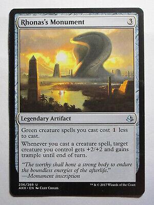OKETRA/'S MONUMENT X4 Amonkhet AKH Magic MTG MINT CARD