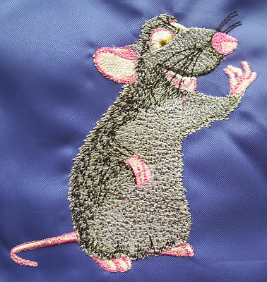 Accurato Personalizzato Ratatouille Remy Scuola/pe Coulisse Borsa-mostra Il Titolo Originale