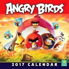 Angry Birds 2017 Wall Calendar by Sellers Publishing