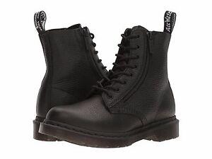A imagem está carregando Women-Shoe-Dr-Martens-Pascal-With-Zip-8-