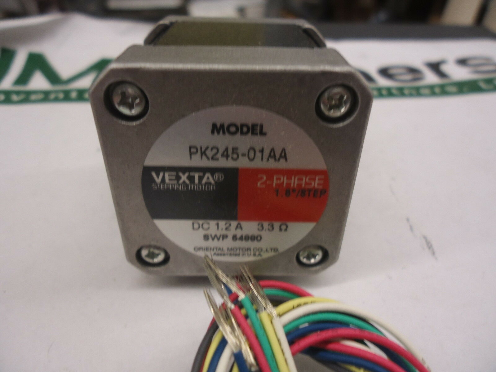 Tekmar Solatek 72 X Y Z Vexta Stepping Motor Pk245 01aa Ebay 3 Phase Wiring Norton Secured Powered By Verisign