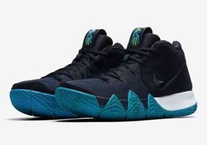 e3fd47b238fd Nike Kyrie 4 IV Think Twice Men s Shoes Obsidian Blue 943806-401 Sz ...
