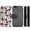 Mickey-Mouse-Disney-Floral-Wallet-Phone-Case-For-iPhone-Samsung-8-9-10 miniature 1