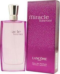Detalles de ❤ MIRACLE FOREVER, LANCOME, Eau de Parfum, 1.0 OZ 30ML, Sellado ♡!!! ver título original