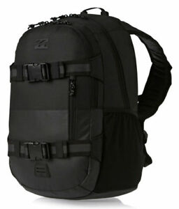 51ca3944e88d Image is loading BILLABONG-COMMAND-SCHOOL-LAPTOP-SKATE-BACKPACK-23-LITRES-
