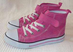 H-amp-M-Converse-Chucks-Sneaker-Turnschuhe-Maedchen-30-Pink