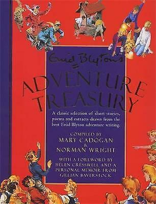Enid Blyton Adventure Treasury by Enid Blyton (Hardback, 1999)