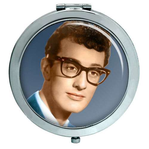 Buddy Holly Compact Mirror