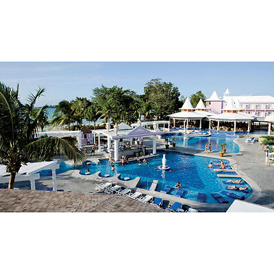 RIU PALACE TROPICAL BAY NEGRIL JAMAICA - ALL INCLUSIVE VACATION - 7/21/17