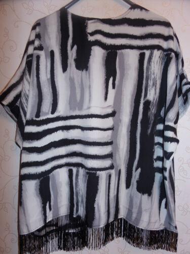 Ladies Short Sleeve Kimono Womens polyester mix Print Shrug Summer Top Cardigan
