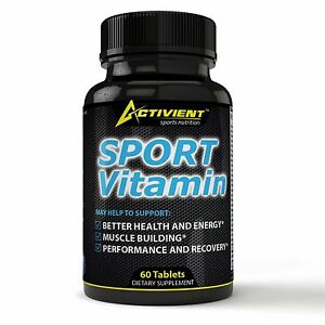 Best Vitamin Supplements For Athletes