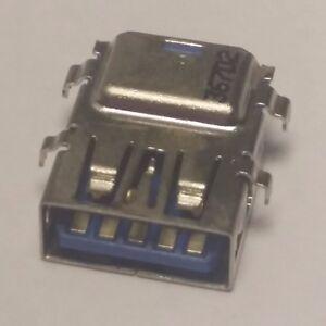 ShineBear New 2.0 USB Jack Female Port Plug Connectors for Lenovo Ideapad Yoga 2 13 Cable Length: Other