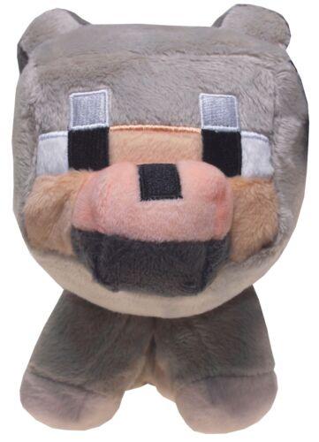 Minecraft Plüschtier ** Baby-Wolf ** Lizenzware NEU ca. 21cm