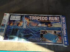 Torpedo Run! The Submarine Attack Board Game - Milton Bradley Floor Wars Series