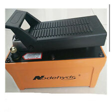 Air Hydraulic Foot Pump Auto Repair Tools Professional 16l Aluminum Shell