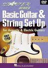 Basic Guitar & String Set up 0073999203301 With Tom Kolb DVD Region 1