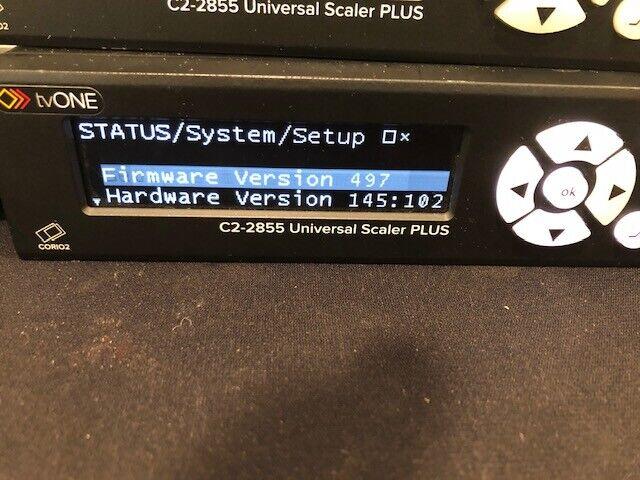 TV One C2-2855 Universal Scaler PLUS tvONE