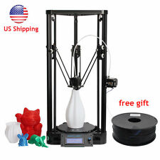 Anycubic 3D Printer Kit Kossel Pulley Big Printed Size full kit Delta US ship