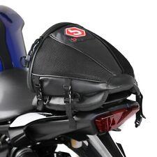 Motorrad Hecktasche für Beifahrer-Sitz Bagtecs Race schwarz
