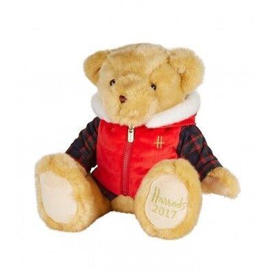 Discreto Harrods 2017 Bertie Bear-nuova Con Etichetta-mostra Il Titolo Originale