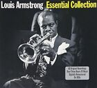Essential Collection: Louis Armstrong by Louis Armstrong (CD, Jan-2011, 3 Discs, Not Now UK)