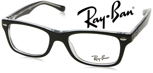 f83c7ba40ac Ray Ban Junior Eyeglasses Ry1530 3529 Black on Transparent ...