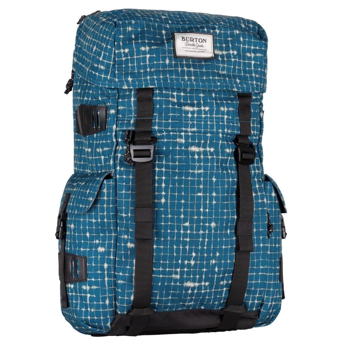Burton Annex Rucksack Schule Freizeit Sport Tasche Backpack Blau 16339107400