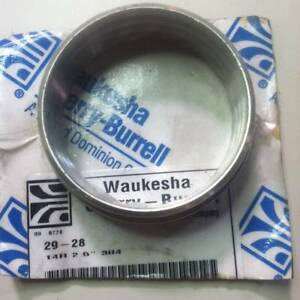Waukesha-29-28-14R-Ferrule-Bevel-Seat-Plain-Recessless-2-5-034-Diameter-1-034-Long