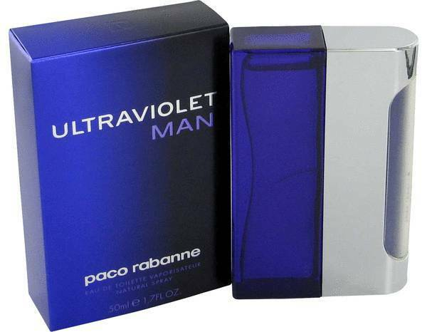 Ultraviolet Man by Paco Rabanne 100ml 3.4oz Aftershave lotion in sealed pack