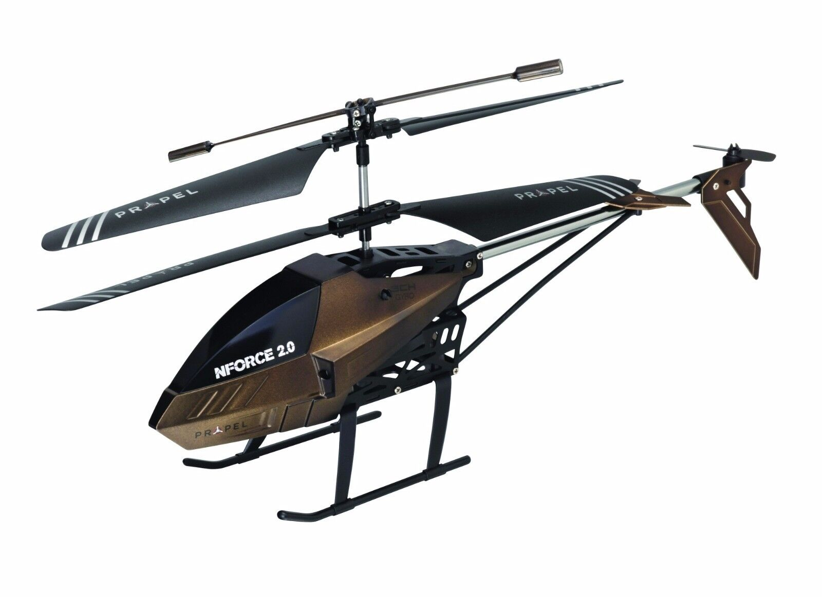 Propel N-Force 3.5 Ch Gyro Helicopter  Ch Free P&P