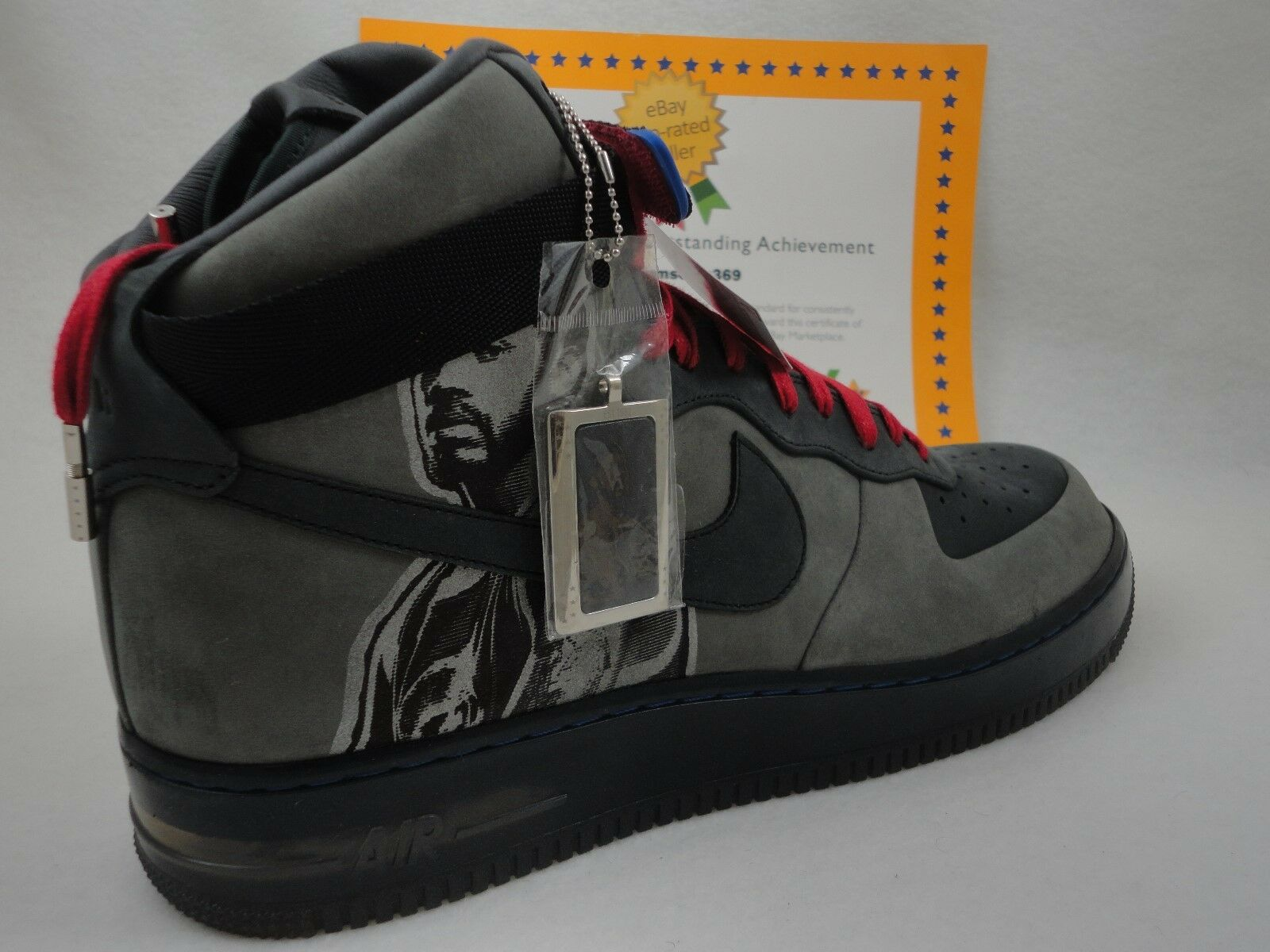 b3d62f3d279d lovely Nike Air Force 1  07 Supreme Rasheed Wallace