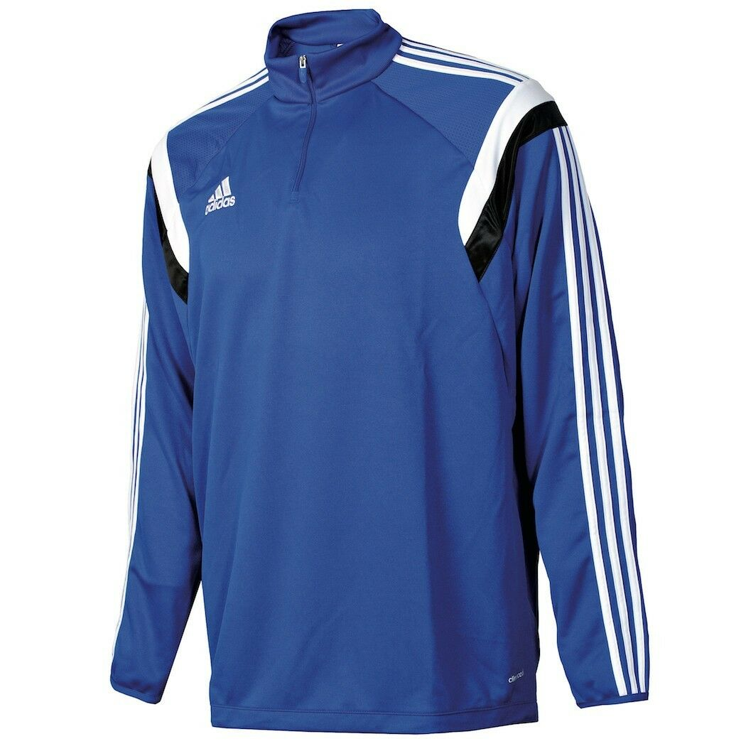 Adidas Condivo14 Trainings Top blau rot rot rot schwarz Pullover f831f1