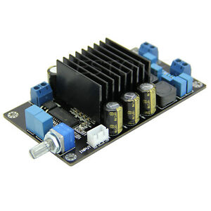 Details about NEW STA508 CLASS D AMP Kit 80W+80W Audio Power Amplifier  Stereo Assembled Board