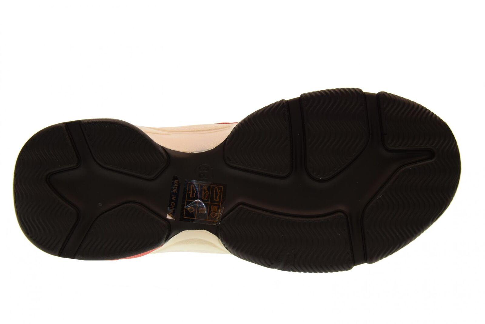 Gold&Gold A18f chaussures femme femme femme baskets basses gt529 RED | Vente  | Digne  8c09d0