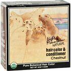 Light Mountain Haircolor & Conditioner Chestnut 4 FL Oz