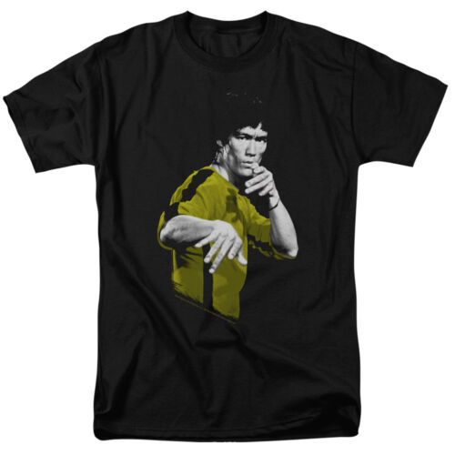 Bruce Lee SUIT OF DEATH Licensed Adult T-Shirt All Sizes