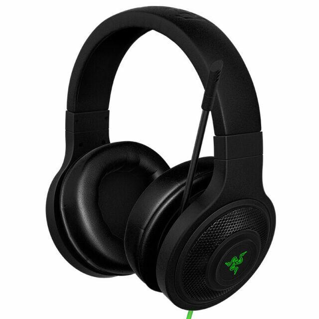 Razer Kraken Essential Wired Gaming Headset 7.1 Surround Sound Headphone for PC