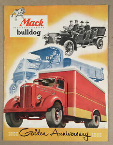 1950-MACK-TRUCKS-BULLDOG-MAGAZINE-Golden-Anniversary-Special-History-Issue