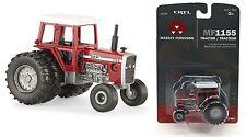 2014 NEW! 1:64 ERTL AGCO *MASSEY FERGUSON* Model 1155 Tractor w/Duals & Cab NIP!
