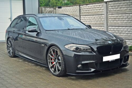 Carbon paupière approches BMW 5er f10 f11 Barres Skirts Seuil approche